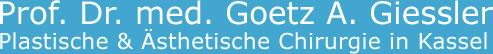 Prof. Dr. med. Goetz Andreas Giessler Logo